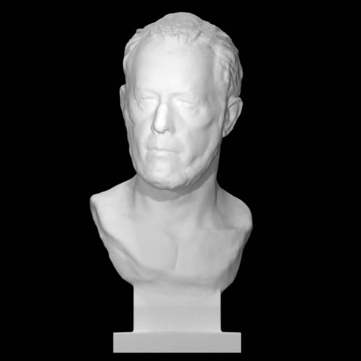 A Portrait of Alexander Solzhenitsyn
