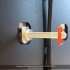 Universal Cantilevered Spool Holder for 3D printers image