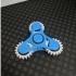 Gear Fidget Spinner image
