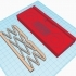 Lithophane support 150mm image