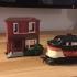 HO Scale Model Train Home image