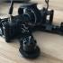 QAV-M 110 Micro Quad FT Gremlin Frame image