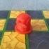 """Battle Golem Lego-like Set from """"Battle of Golems"""" boardgame image"""