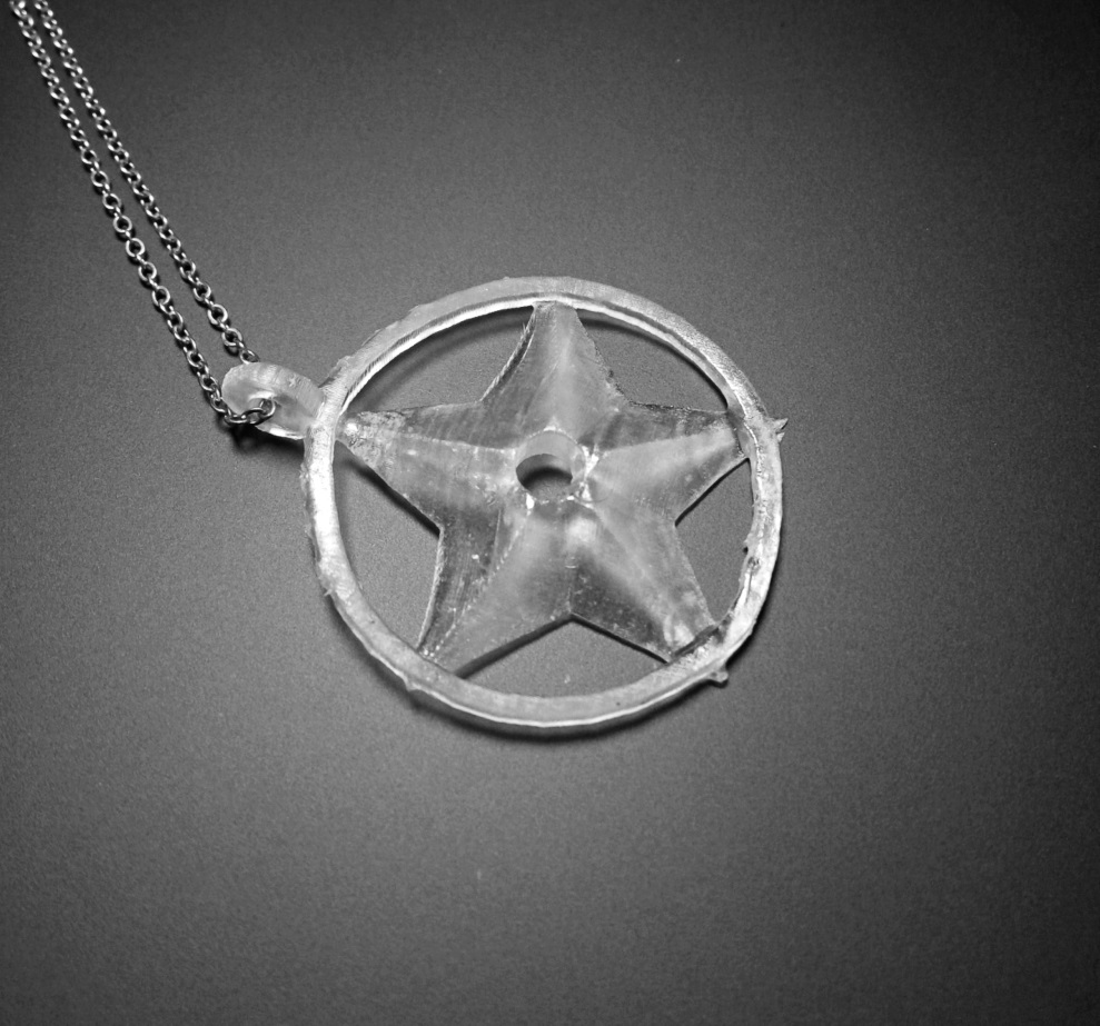 star necklace image