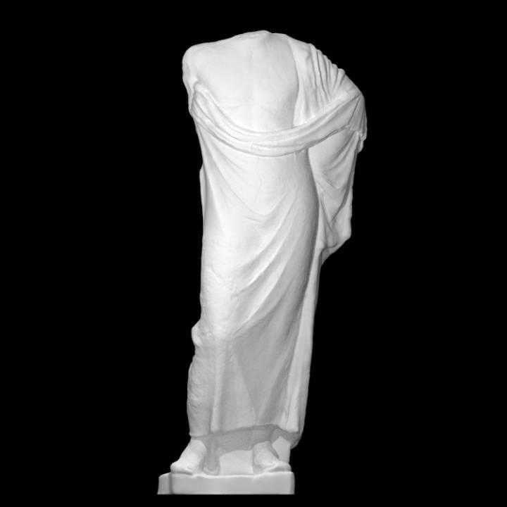 Statue of Aesculapius