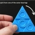 Triforce Fidget Spinner image