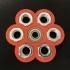 Small Hex-Hex Fidget Spinner image