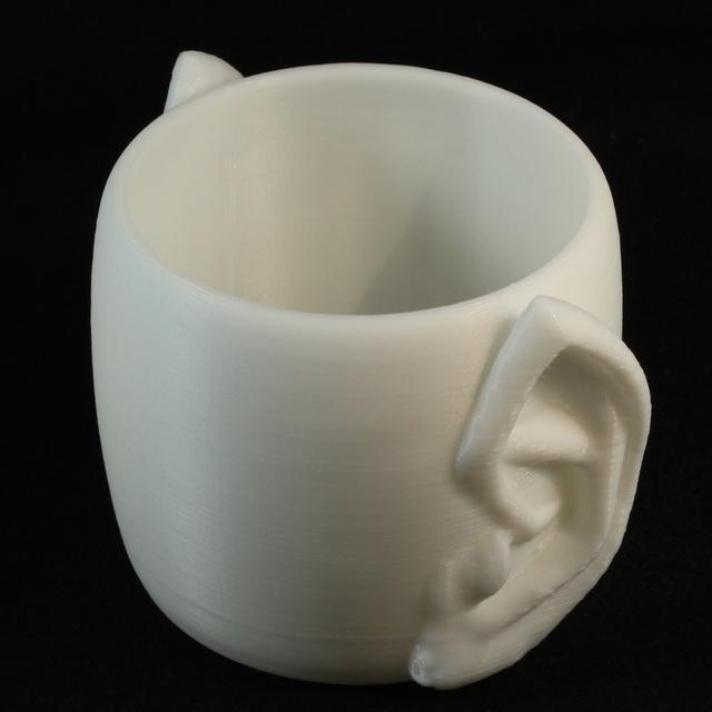 Ear Mug Vulcan Edition image