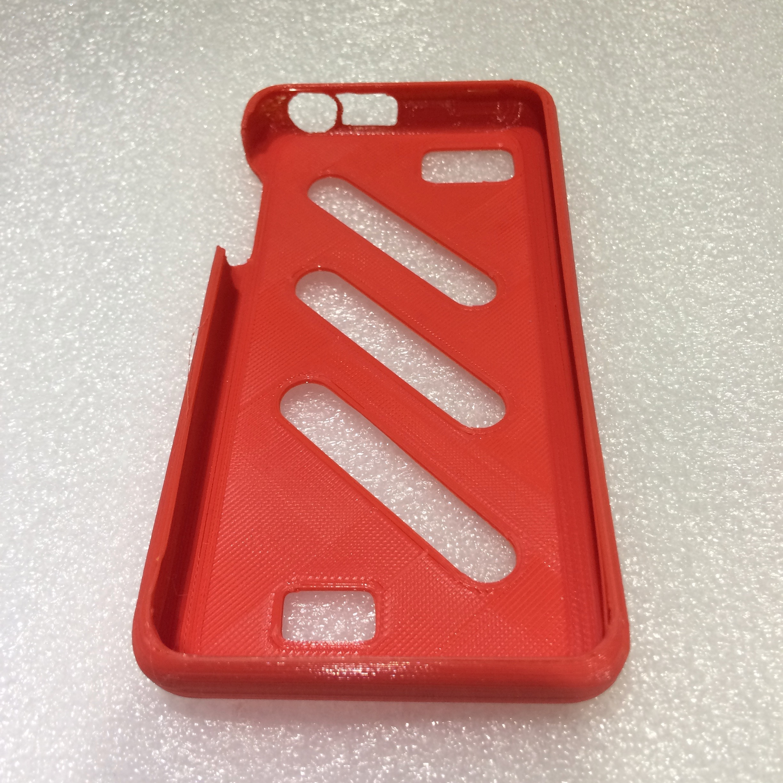 Fairphone Case #4: Stripes Cutout