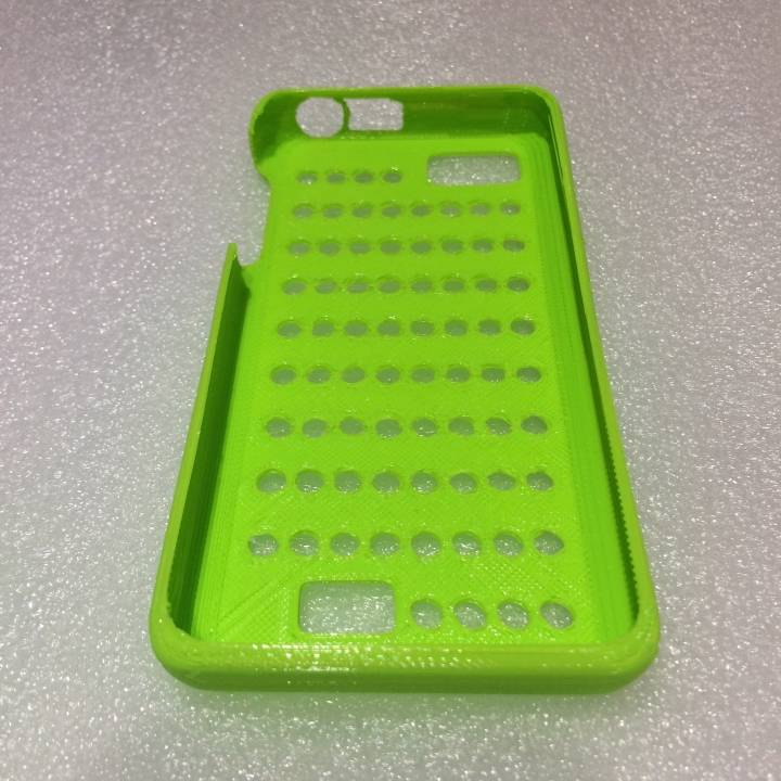Fairphone Case #2: Grid Holes Cutout