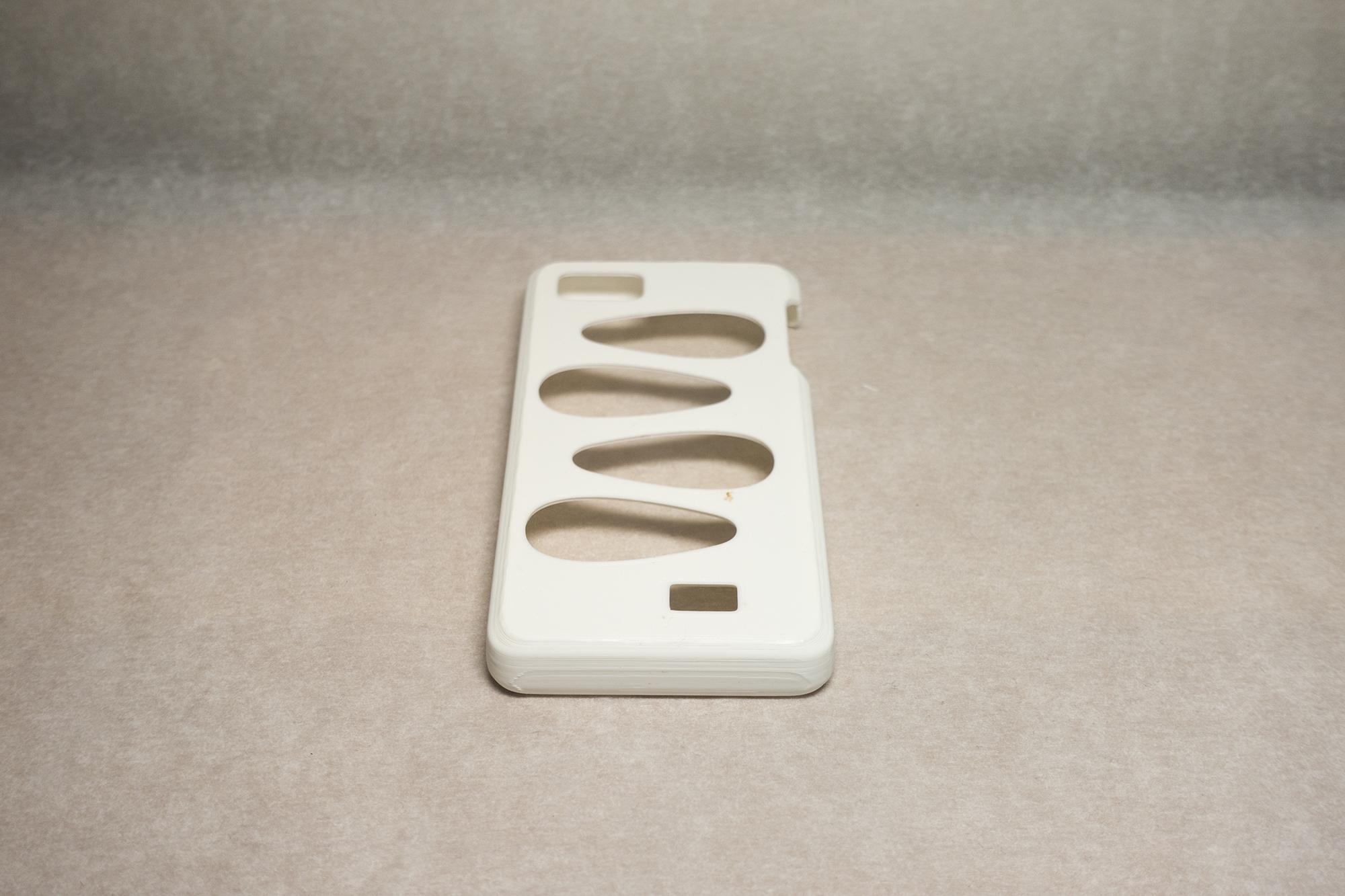 Fairphone Case #1: Drop Cutout