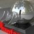 The Killer Sphere from The Film 'Phantasm' image