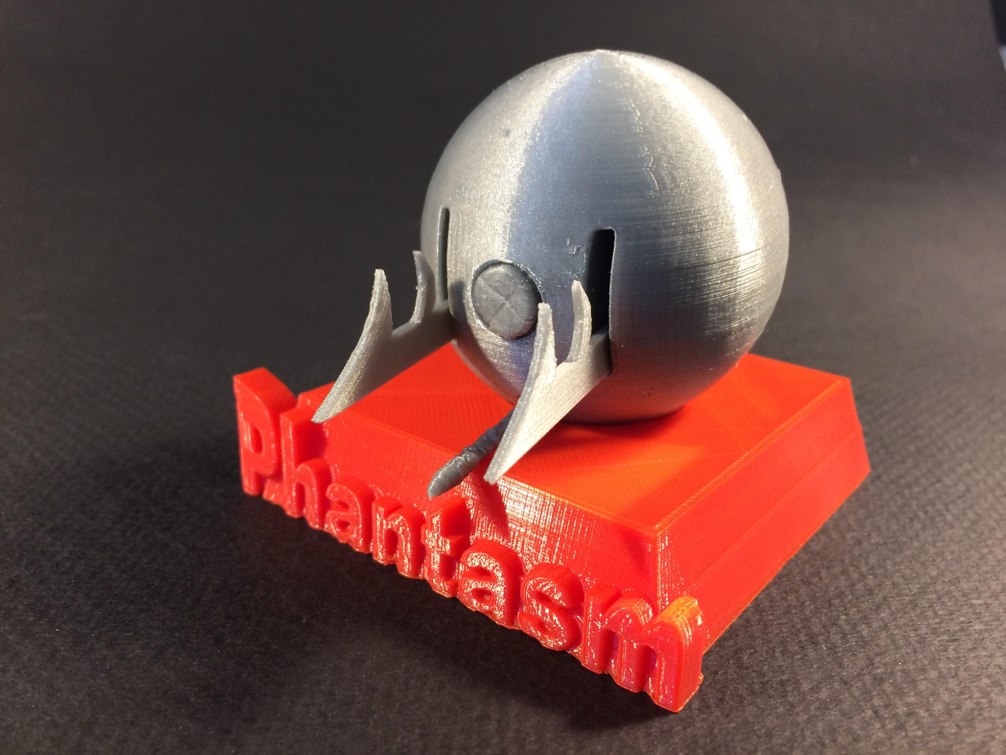 The Killer Sphere from The Film 'Phantasm'