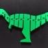 Twists & bends Velocirapter by orangeteacher image