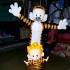 Calvin and Hobbes print image