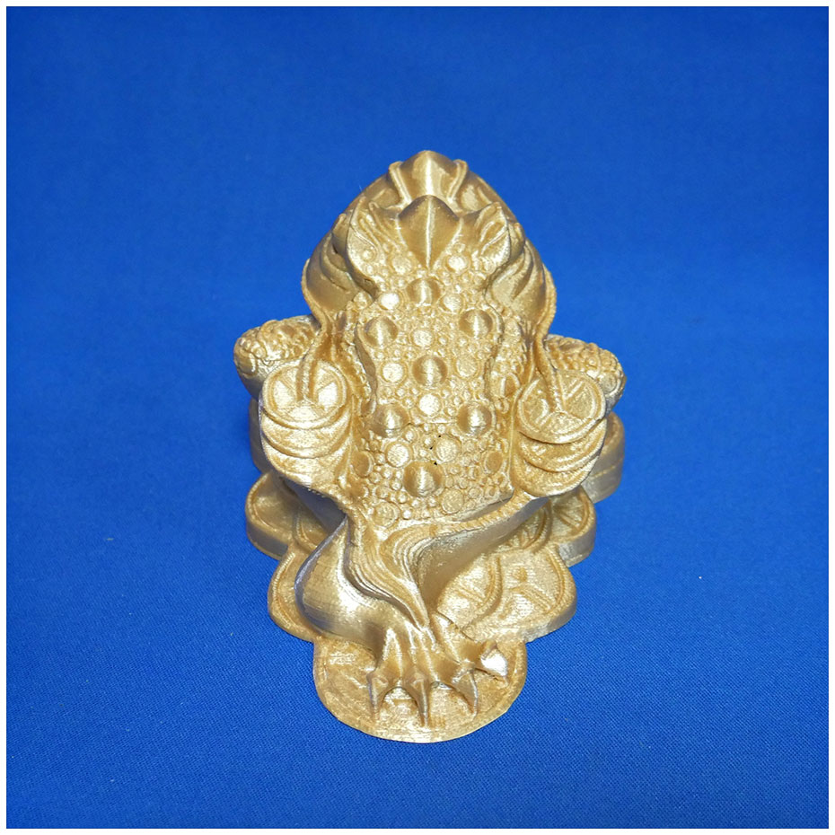 Toad maney bank(fix the back fingernail & buttom surface) image