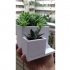 cement like succulent pot by orangeteacher image