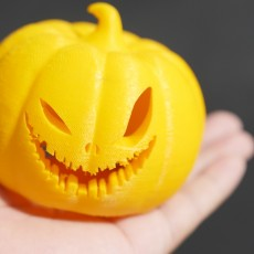 Picture of print of Jack O Lantern