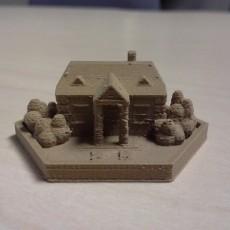 House Tile (hex)
