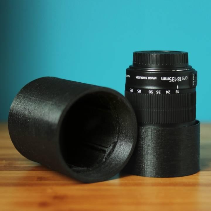 Lens Case for 18-135mm
