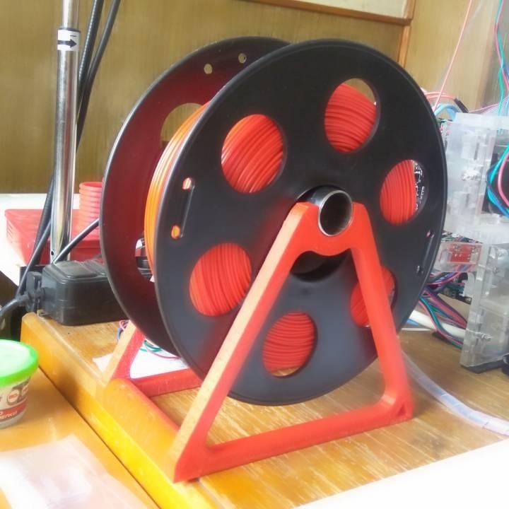 Filament spool holder / Держатель катушки филомента