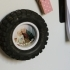 RC Tyre Picture Frame image