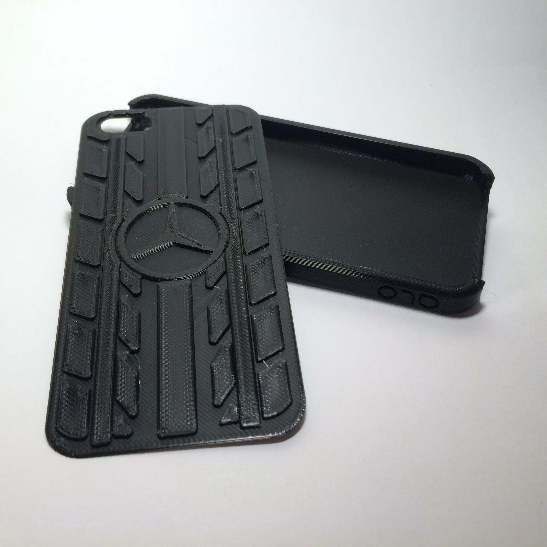 Mercedes AMG Petronas F1 Iphone 5/5s/SE Case
