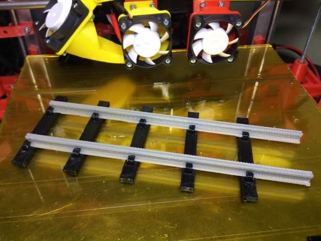Garden Railway Track System 32mm Gauge