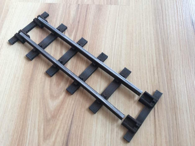 Modular Railway joining track 32 and 45 mm