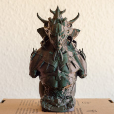 Picture of print of Skyrim: Dawnguard Vampire Lord