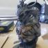 Skyrim: Dawnguard Vampire Lord print image
