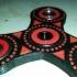 Dual Color Fidget Spinner image