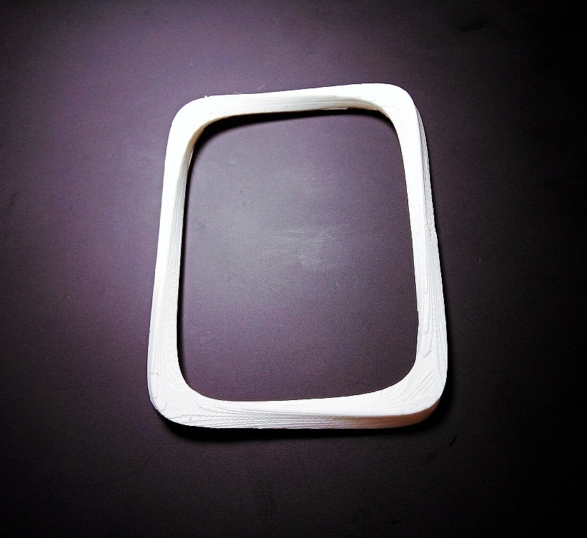 Mobius Picture frame