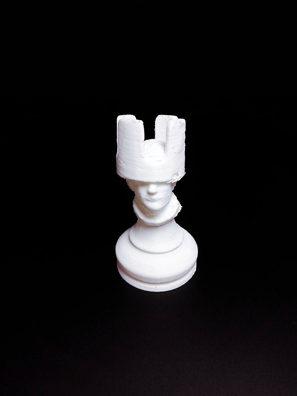 Chess set out of my own head image