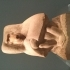 Baboon image