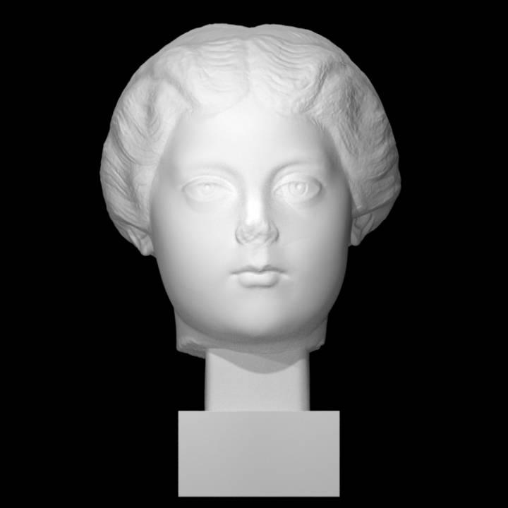 Portrait of Lucilla