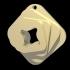 Geometrical pendant image