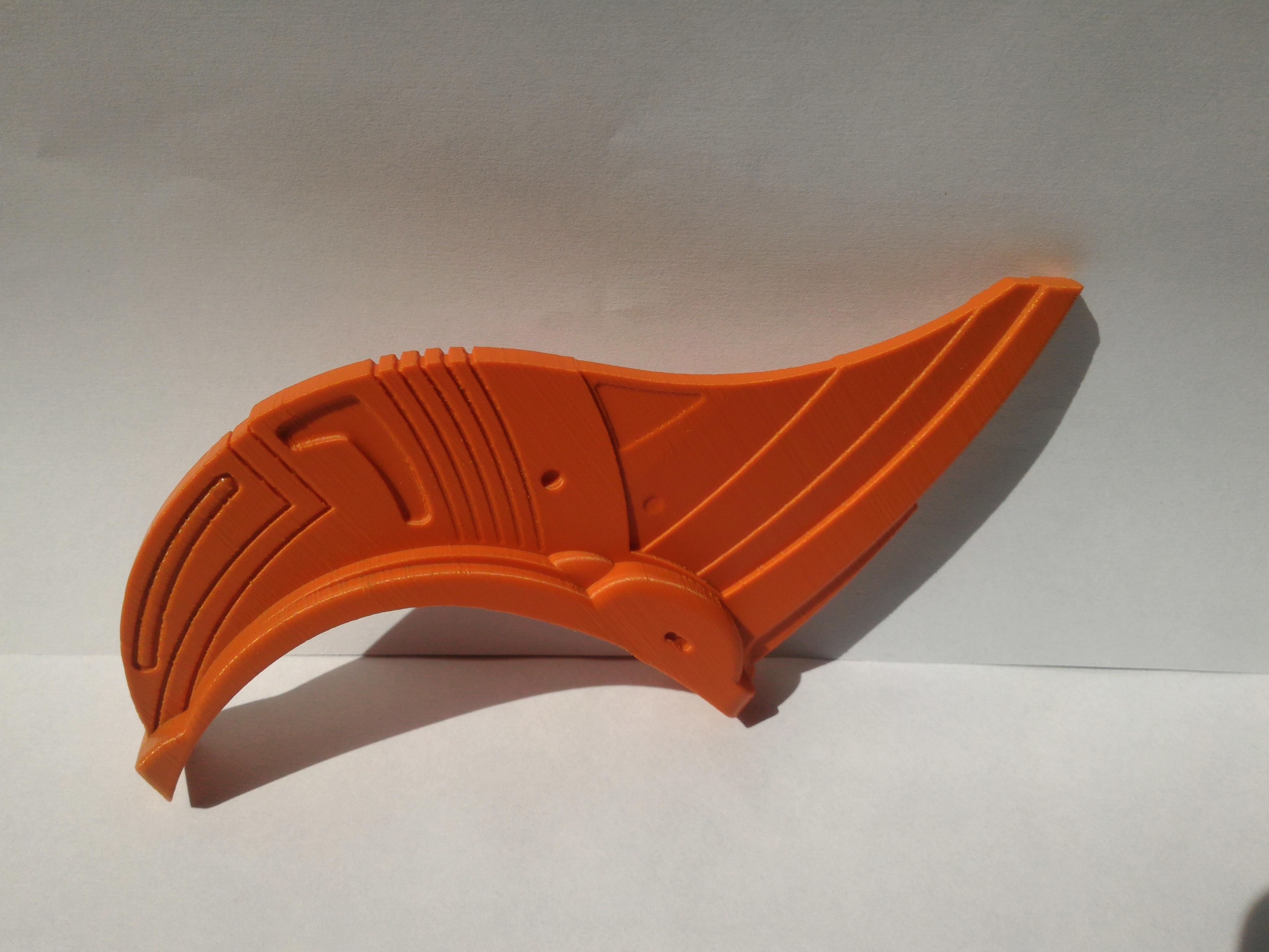Yondu - Prototype Fin