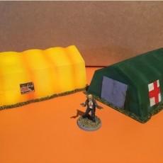 28mm Modern Army / Medical Tent