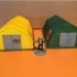 28mm Modern Army / Medical Tent image