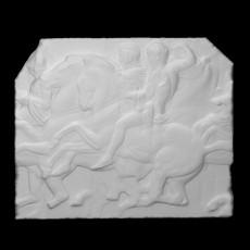 Parthenon Frieze _ North XLIII, 118-119-120-121