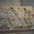 Parthenon Frieze _ North XLVII, 132-136 image