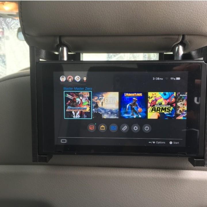 SwitchRest - Nintendo Switch Headrest
