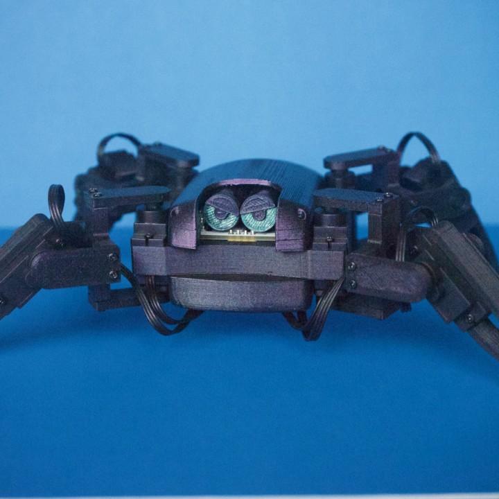 Q1 mini Quadruped Robot 2.0 (Designed by Jason Workshop)