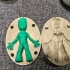 Baby Groot Clay Mold print image