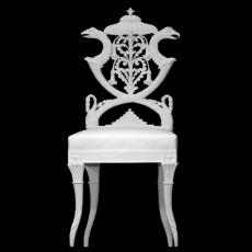 A Pergolesi chair