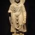 Ghandhara Buddha image