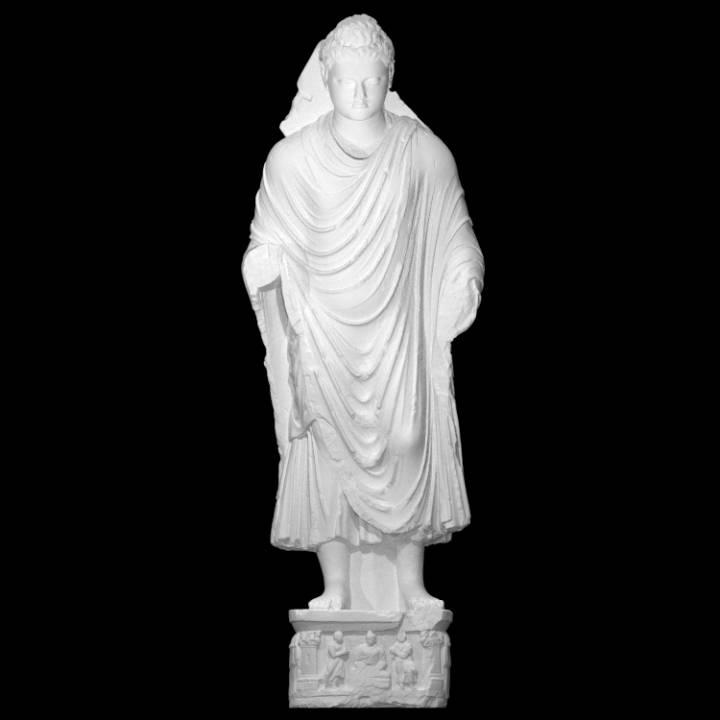 Ghandhara Buddha