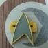 Starfleet Com Badges image