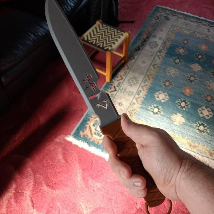 Dragon Age Murder Knife